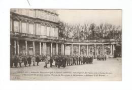 """CPA -54 - Nancy : Remise Décorations Par Le Général Fournerie à Une Vingtaine De Braves """" Honneur à Ces Braves"""" - Guerre 1914-18"""