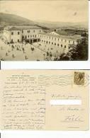 """L´Aquila: Istituto Salesiano """"S. Giovanni Bosco"""" - Veduta Generale. Cartolina B/n Cartonato Viaggiata 1958 - L'Aquila"""