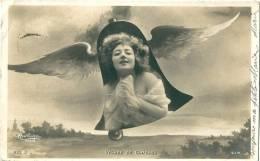 Cloche Reutlinger Ange - Cartes Postales