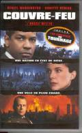 Couvre Feu °°°° Denzel Wassington Bruce Willis Et Annette Bening - Policiers