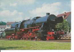 TRAIN - LOCOMOTIVE - 52 4867 - Eisenbahnen