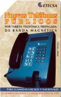 1998 - TEST ISSUE 5 PESOS - RARE CARD - Cuba