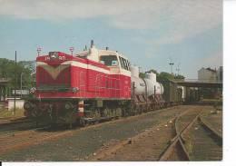 TRAIN - LOCOMOTIVE VR: DV15 - 25/07/1974 - Eisenbahnen
