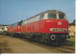 TRAIN - LOCOMOTIVE V160 003 - Eisenbahnen