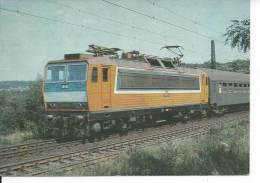 TRAIN - LOCOMOTIVE ES 499.1001 - Eisenbahnen