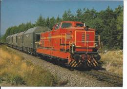 TRAIN - LOCOMOTIVE M14 - Eisenbahnen