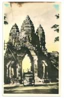 Indochine Cambodge Angkor-Thom Porte D´accès Animation Camion - Cambodia