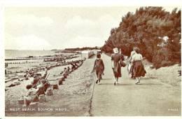 Bognor Regis. West Beach. - Bognor Regis