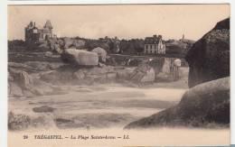 22 - Tregastel - La Plage Sainte Anne - Editeur: LL N° 24 - Trégastel