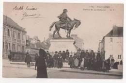 FOUGERES - Statue De Lariboisière - Fougeres