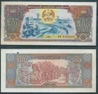 LAOS 1988 500 KLP P31 UNC -G - Laos