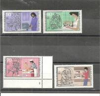 DSP2289/ BRDMi.Nr.1315-18**/ (1981) Berufe - BRD