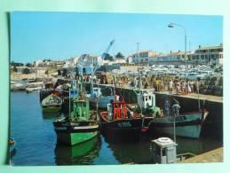 Ile De NORMOUTIER - Le Port De L'Herbaudière - Noirmoutier