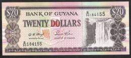 GUYANA   P30    20  DOLLARS   ND   Signature 12   UNC. - Guyana