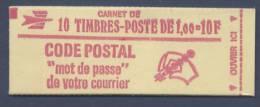 Carnet Type Marianne De Béquet 1892-C2a  Faciale 10 F  Conf 4 - Carnets