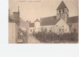 CHAGNY - 71 -  Eglise Et Presbytère - Chagny