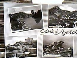 NAPOLI - SALUTI DA AGEROLA -VEDUTE N1955  EE14077 - Napoli (Naples)