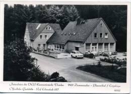 Eibenstock - Offentliche Gastätte - Ferienheim  Des Ve 13 Karosseriewerke Dresden - Eibenstock