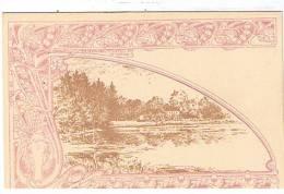 Groenendael - L'etang Et Le Chateau - Rixensart