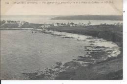 LOCQUIREC - Vue Générale De La Presqu'ile Prise De La Pointe Du Corbeau - Locquirec