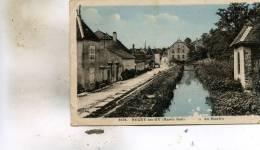 Bucey-les-Gy  70    La  Rue Du Moulin Animée - Otros Municipios