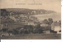 POURVILLE - Vue Générale De La Plage - France