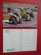 9 Moto Pilote  Mortimer 20  Boinet 68 Ballington Courses Sur Route NON Circulee  Editee En 1976 Motos Course Competition - Motorfietsen