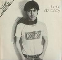 * LP *  HANS DE BOOY - HANS DE BOOY (Incl. Annabel) - Vinyl Records