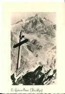 *05*  CP Le Doigt De Dieu Le Pic De L´homme Et La Meije Alt.1526 M - Autres Communes