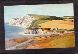 37298    Regno  Unito,  Freshwater  Bay  And  Tennyson  Down - I.W.,  VGSB - Inghilterra