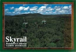 CPSM Australie-Australia-Skyrail Rainforest Cableway-Cairns   L1250 - Cairns