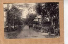 PISCOP  ROUTE DE BLEMUR  Arrondissement / Sarcelles  Canton / Écouen - France