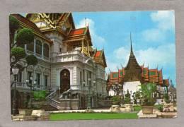 37312    Tailandia,  Bangkok - THe  Grand  Palace,  VGSB  1981 - Tailandia