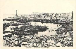 Mars13 325 : Genova Gênes  -  Da Castelletto  -  Panorama - Genova