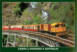CPSM Australie-Australia-Kuranda-Cairns   L1250 - Cairns