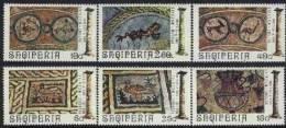 Albania 1974 - Art.  Mosaics - Mi.1682-1687 - MNH (**) - Other