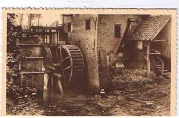 Mollem - Zeer Merkwaardige Watermolen (historisch) - Asse