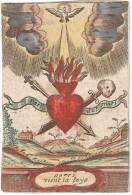 SANTINO - Canivet Du 18e - Après Vient La Loye - 57X86 Mm - AUX ENCHERES - Images Religieuses