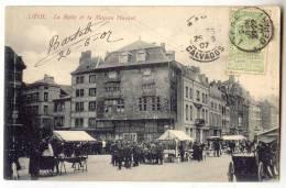 E1781 - Liège - La Batte Et La Maison Havart - Liege