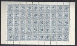 N°841(pltn2) MNH ** POSTFRIS  ZM/TB/VF ZONDER SCHARNIER COB € 12.50 SUPERBE - 1951-1975 Heraldischer Löwe (Lion Héraldique)