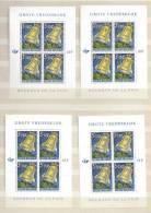 N°BLOK 34 MNH ** POSTFRIS ZM/TB/VF ZONDER SCHARNIER COB € 32.00 SUPERBE - Blocks & Kleinbögen 1962-....