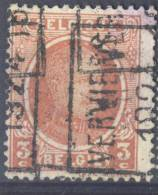 _Fd548: N° 3345 - A- VERVIERS 1924 : 5 Stempels. - Vorfrankiert