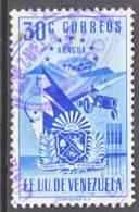 Venezuela  518   (o)  ARMS Of  ARAGUA - Venezuela