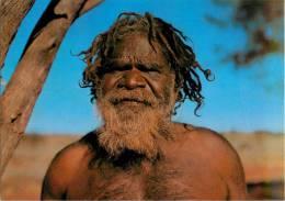 CPSM Australie-Australia-Jimmy Walkabout A Member Of The Pitjantjara Tribe   L1250 - Aborigènes