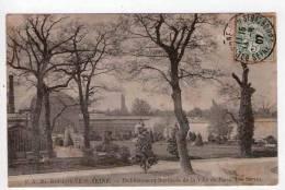 CPA/Z36/BOULOGNE SUR SEINE 1907 ETABLISSEMENT HORTICOLE VILLE DE PARIS LES SERRES - Boulogne Billancourt