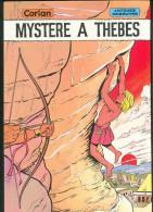 No PAYPAL !! : Debruyne CORIAN 1 Mystère A THEBES ,Éo Blue CIRCLE (pas Glénat) BD Très Alix De Jacques Martin ©.1985 - Editions Originales (langue Française)