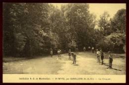 Cpa Du  95  Saint Witz Par Survilliers Institution Montmelian  Le Criquet      2LIO7 - Saint-Witz