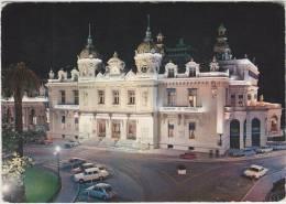 Monte-Carlo:PEUGEOT 404, SIMCA 1000 COUPÉ, OPEL REKORD-B, CITROËN DS, AUSTIN 1100 & MINI - Casino- Auto/Car-Monaco - Passenger Cars