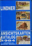 Ansichtskarten- Katalog 1984 Deutschland + Nebengebiete, Der Katalog Hat 256 Seiten Und Ist In Belesener Aber Nochguter - Literatur