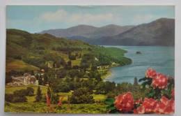 LOCH LOMOND FROM ABOVE TARBET - Stirlingshire